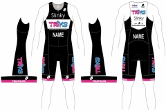 Triathlon - Blade Tri suit FRONT zipper